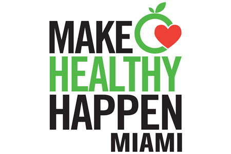 Make Healthy Happen LogoMake Healthy Happen Miami